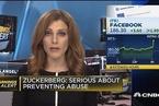 Facebook业绩超预期 扎克伯格称正加强安全投资
