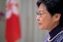 林郑月娥:为香港经济找突破