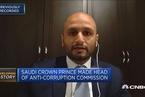 """分析人士:沙特""""反腐风暴""""旨在推动经济改革"""