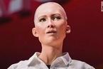 沙特机器人公民Sophia应该戴头巾吗?