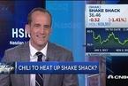 纽约快餐店Shake Shack CEO:菜单新增辣椒口味 手机点餐更便利