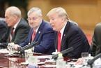 特朗普:相信中美能够一起找到解决朝鲜问题的办法
