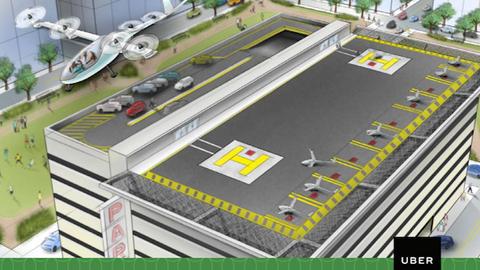 "Uber""上天计划""拉来NASA 将合作开发飞行驾驶管理软件"