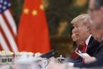 中美签逾2500亿美元大单 特朗普称贸易失衡不怪中国