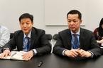 """中国代表团陆新明:气候变化谈判""""时间过半,进展堪忧"""""""