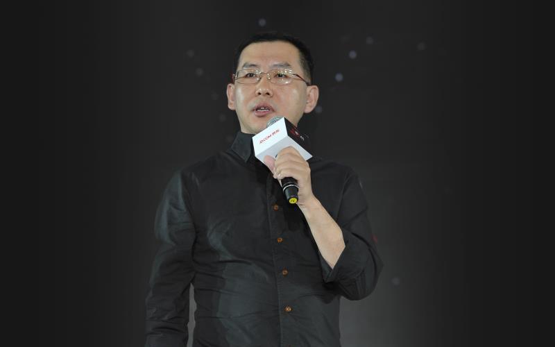 京东集团副总裁、市场营销部负责人门继鹏