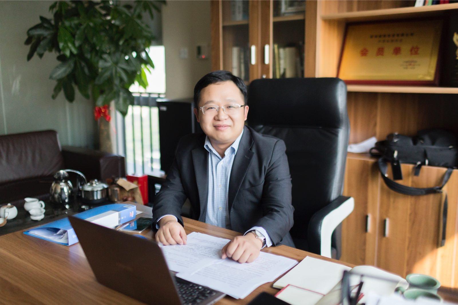 赋格集团总裁张鑫