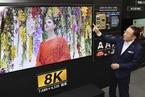 消费者青睐大尺寸电视 8K能否助力夏普重振辉煌?