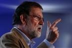 """西班牙首相吁企业别""""抛弃""""加区 议会改选对决独立派显疲态"""