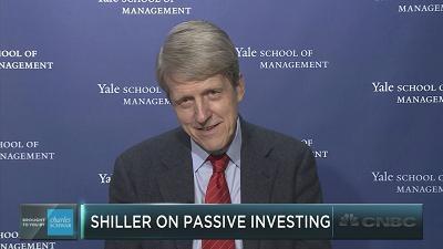 罗伯特·席勒:市场中不能只有被动投资者