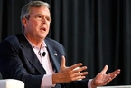 杰布·布什发声同党派成员性丑闻:对恶劣行径不姑息