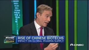 和黄中国医药CEO:中国医药监管制度明显改善