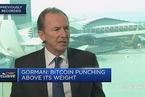 """摩根士丹利CEO:比特币不是""""一时狂热"""""""
