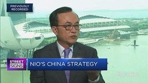蔚来CFO:我们的电动汽车只做中国一个市场