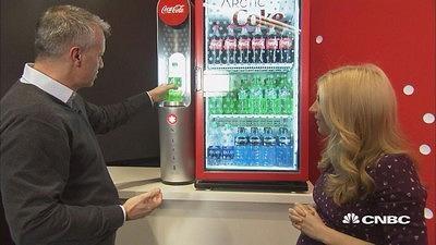 可口可乐CEO:这项新技术可在几秒内将常温雪碧变成冰饮