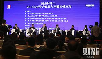 第八届财新峰会投资论坛