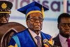 遭军方软禁后穆加贝首次亮相 津巴布韦军方称谈判还在进行
