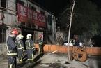 北京大兴致死19人火灾原因仍未明 蔡奇部署地毯式排查安全隐患(视频)