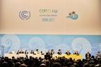 柴麒敏:气候变化目标与行动间差距拉大,资金问题最为紧要