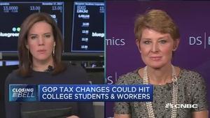 美国税改或将增加高校学生的赋税负担