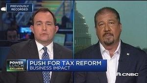 安永CEO:特朗普税改和2004年一次性减税有本质不同