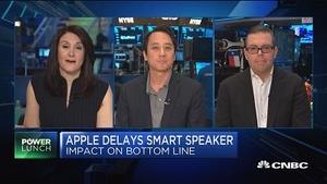 分析人士:苹果用智能音箱Homepod布局人工智能领域
