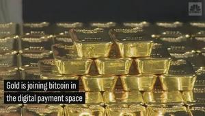 在英国已可在手机上使用黄金支付
