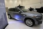 沃尔沃将向Uber出售数万辆SUV 用于自动驾驶研发