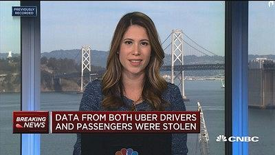 5700万用户数据被盗 Uber向黑客支付10万美元瞒天过海