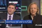 梅格·惠特曼:当初拆分惠普是完全正确的决定