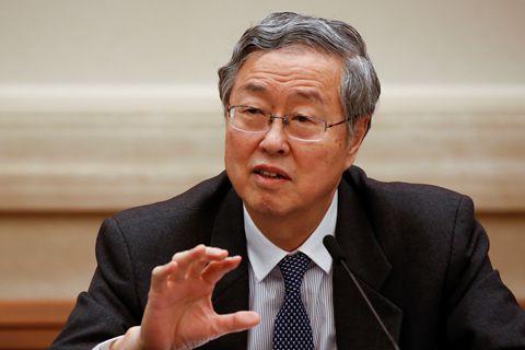 周小川:中国不搞强制技术转移 正在修补规则漏洞