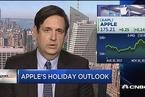 分析人士:苹果预计假期购物季将为销售高峰