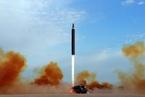 朝鲜再发洲际弹道导弹 或有技术突破