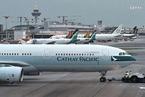国泰航空一机组人员在飞机上看到朝鲜导弹爆炸