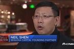 """红杉资本沈南鹏:中国正逐渐摆脱""""山寨""""与""""低端技术""""的标签"""