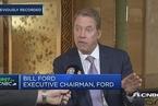 福特董事长谈中国战略:2025年前将推15款电动车型