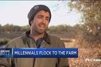 千禧一代正在改变美国农业的面貌