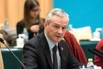 专访法国经济与财政部长:欧盟建外资投资审查框架不是针对中国