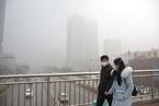 """环保部公布""""2+26""""城近期空气质量 8城未达目标"""