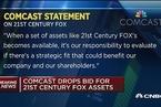 Comcast放弃收购福克斯 迪士尼仍在洽谈