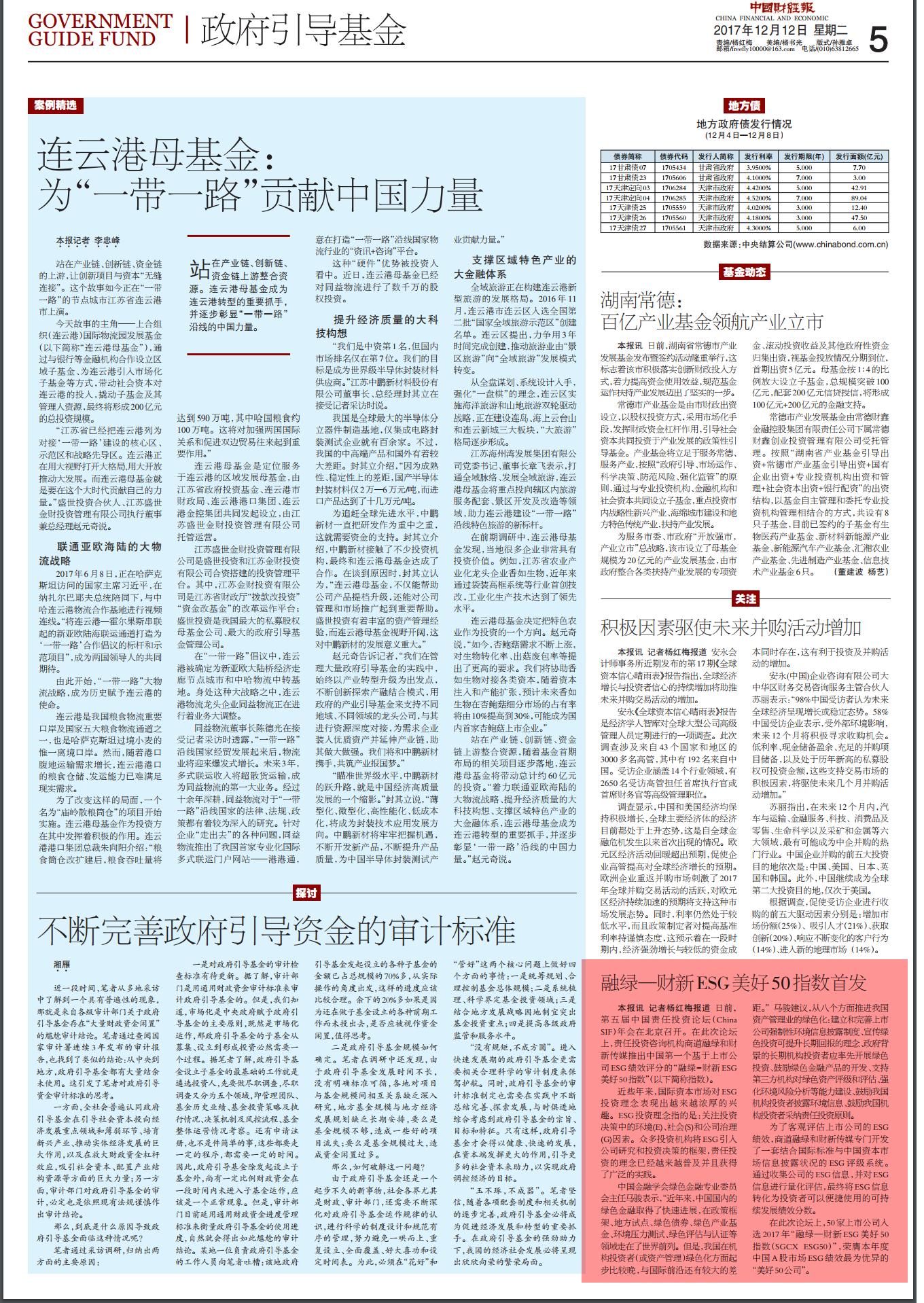 中国财经报纸质版截图