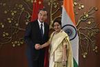 王毅对印度外长谈洞朗事件:教训值得汲取 应避免再次发生