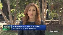 Facebook回应前高管批评社交网络用资本混淆视听