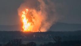 """奥地利最大天然气枢纽站发生爆炸 意大利""""气荒""""电价猛涨"""