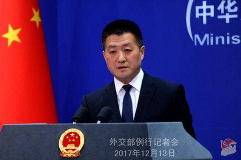 美方称曾与中国谈及应对朝鲜难民出现和派兵问题 外交部回应