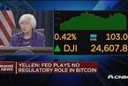 耶伦:比特币对美国金融系统稳定性的威胁有限