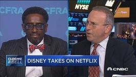 分析人士:迪士尼收购福克斯应使奈飞倍感压力
