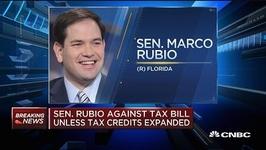 美税改方案遇阻 两名共和党参议员一反对一犹豫