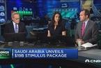 沙特宣布190亿美元经济刺激计划 将推动经济转型