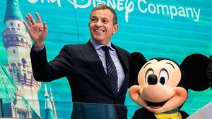 迪士尼CEO:与默多克的合作是水到渠成的